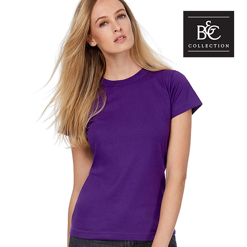 B&C Exact 190 - ženska majica