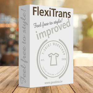 Laser transfer - Flexi Trans