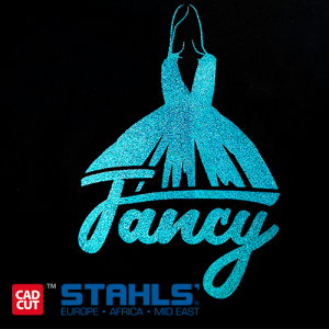 Stahls Cad Cut - Fancy