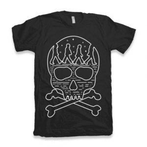 Abby Skull - T-shirt dizajn