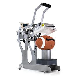 Stahls Sport Ball heat press