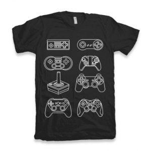 Control freak T-shirt dizajn