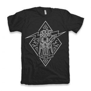 Thanos – T-shirt dizajn
