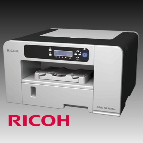 Sublimacijski printer Ricoh 3110 DN A4