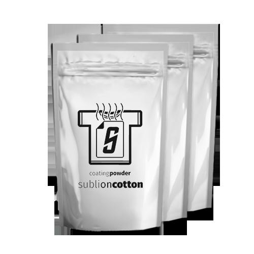 Sublimation On Cotton - Coating Powder