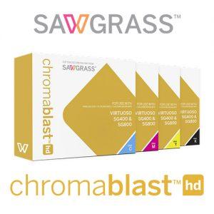 ChromaBlast-R - Boje za Ricoh 3110 DN printer