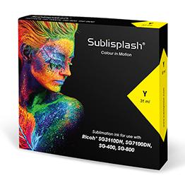 Sublisplash Yellow