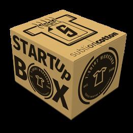StartUp paket za tisak na šalice + 3 kutije šalica