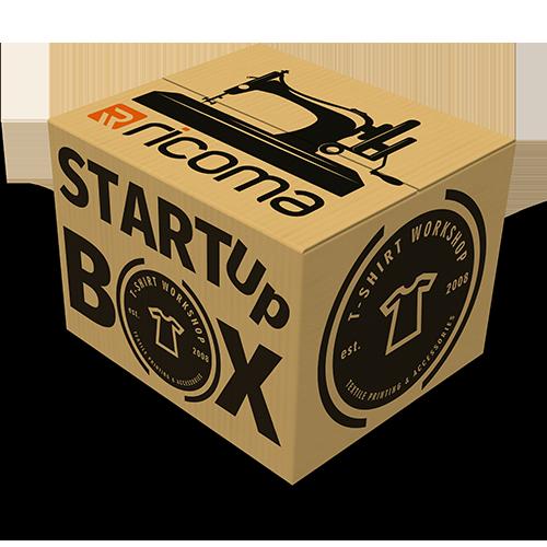 StartUp Strojni vez - Ricoma EM 1010 serija