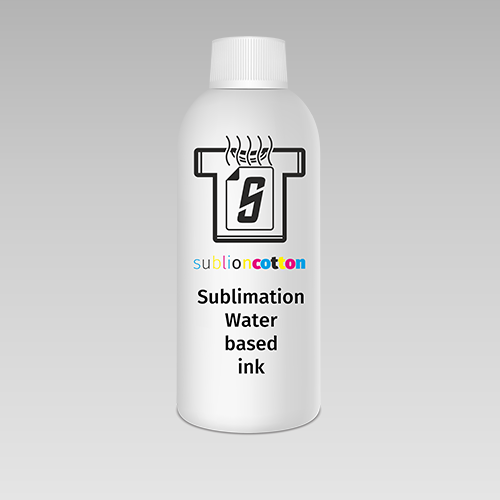 Sublimation on cotton – Water based ink. SubliOnCotton is a innovative technique for printing sublimation water based inks on white and light color garment.