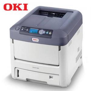 Printer za tamne majice - OKI 6410 WT+Neon