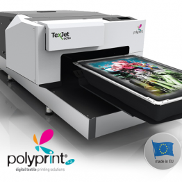 DTG printer – Polyprint TexJet Echo