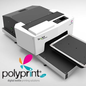 DTG printer - Polyprint TexJet ShortTee