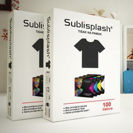 Sublisplash - Transfer papir