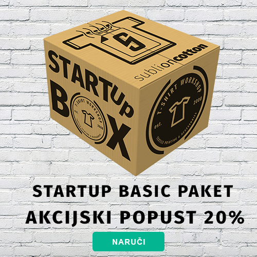 StartUp Basic paket Popust 20%