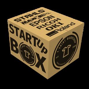 StartUp paket za DTG tisak na majice