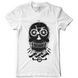 Bicycle Love - T-shirt print design
