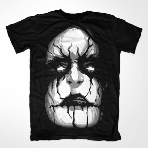 Black Metal – T-shirt print design
