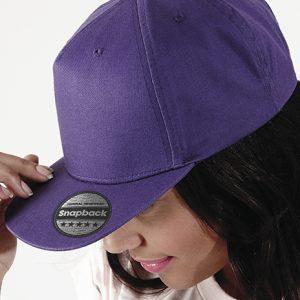 Beechfield - Snapback Rapper Cap