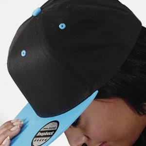 Beechfield Original - Contrast Snapback Cap