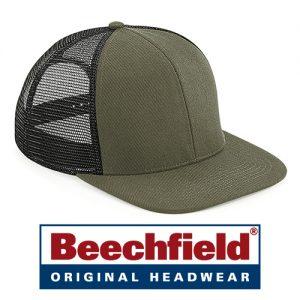 Beechfield Original - Flat Peak 6 Panel Trucker