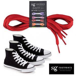SG Footprints - Vezice za tenisice u boji