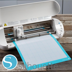 Silhouette Cameo & Portrait - Light Hold Cutting Mat 20.3 x 30.4 cm