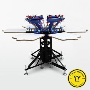 Sitotisak - Hobby karusel 6x6