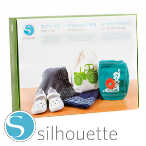 Silhouette - Fabric Ink Starter Kit