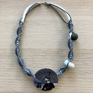 Unikatna ogrlica - Kišni dani