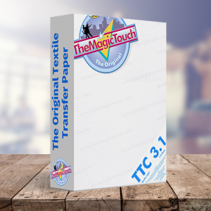 MagicTouch - TTC 3.1 textile transfer