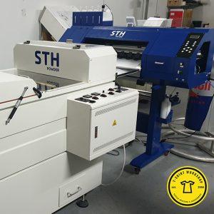 DTF - STH LINE i700 - Digitalni transfer